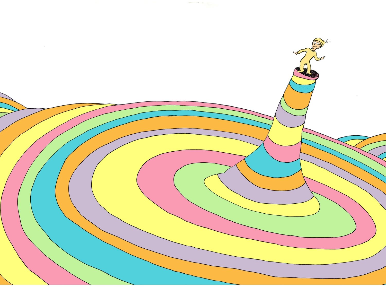 Oh The Places Cover The Art Of Dr Seuss Gallery