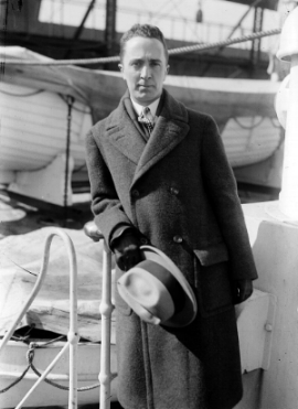 Norman Rockwell circa 1920s