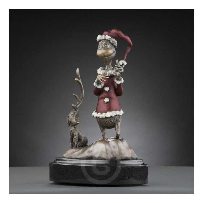 The Grinch Maquette