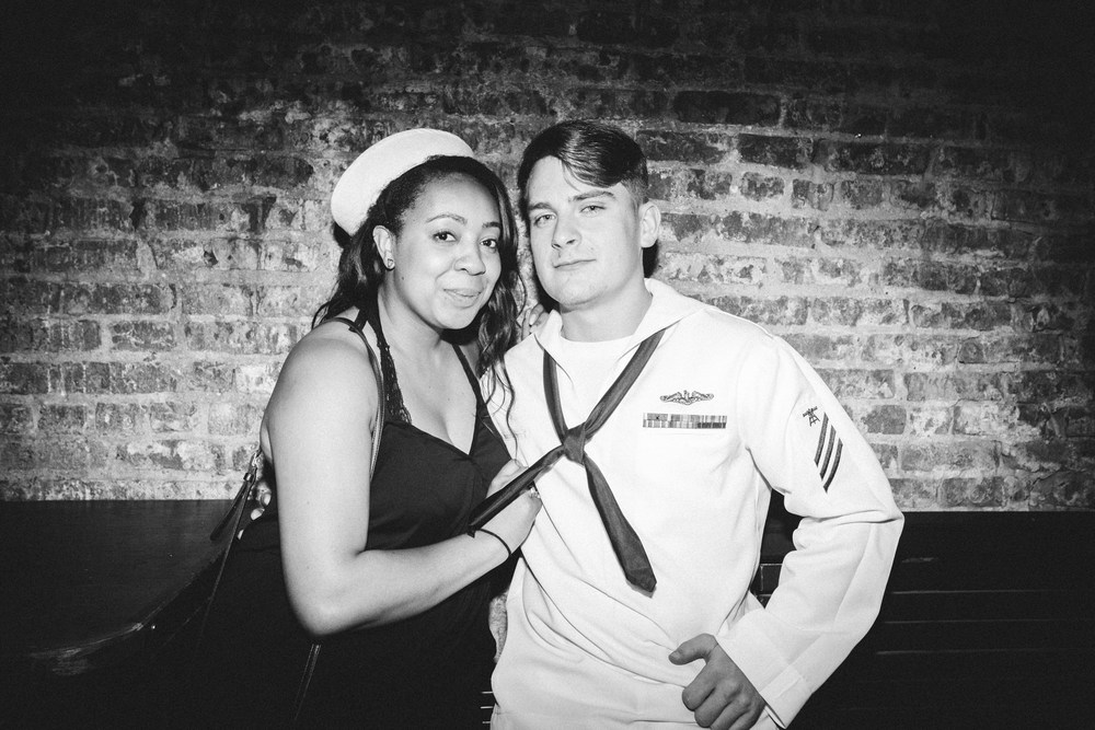 #FleetWeekNYC is for lovers