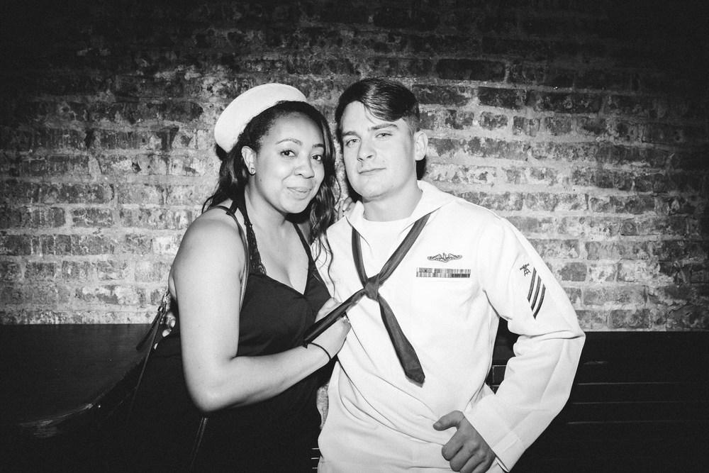 #FleetWeekNYC is for lovers