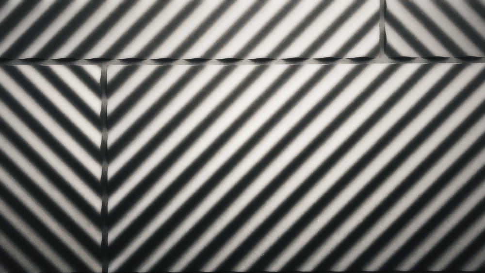 Herringbone Facade