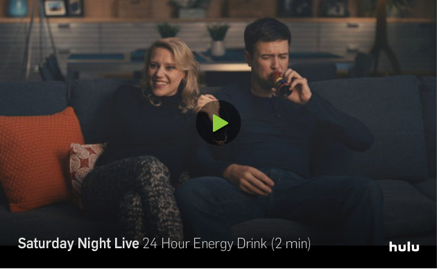 Saturday night live 24 hour energy for hookup actresses