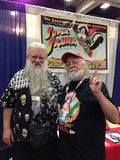 2013 San Diego Comic-Con - Ron Turner & Pat Ryan