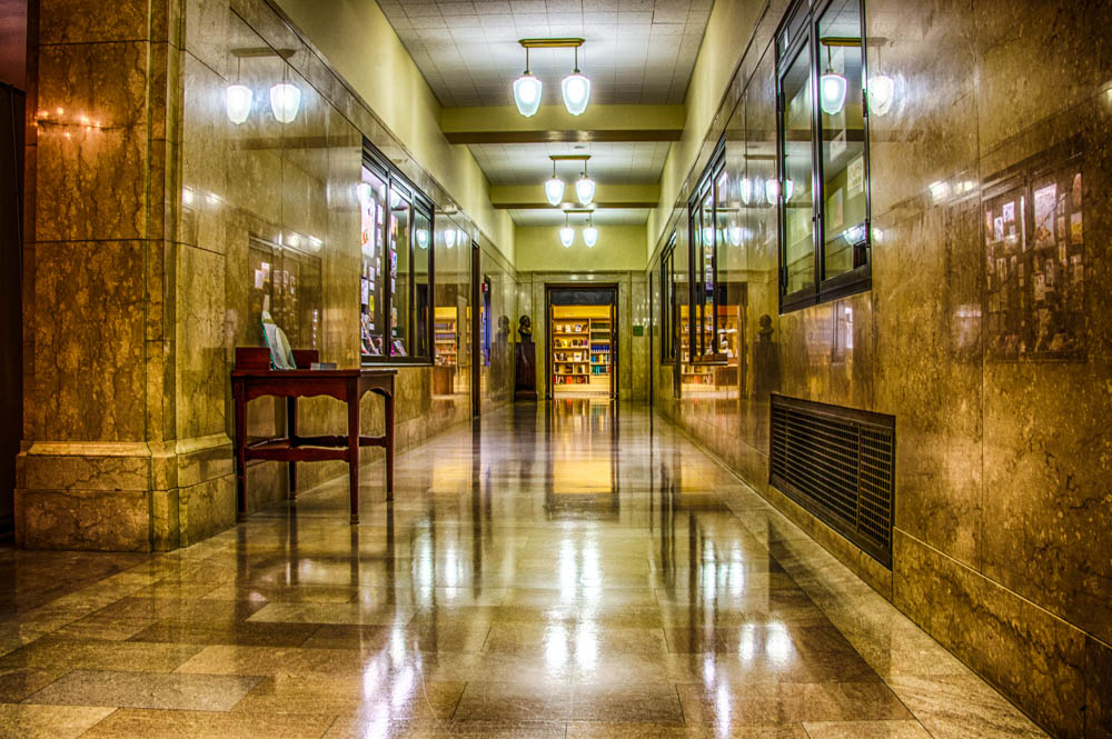 Cleveland Public Library 2nd Floor