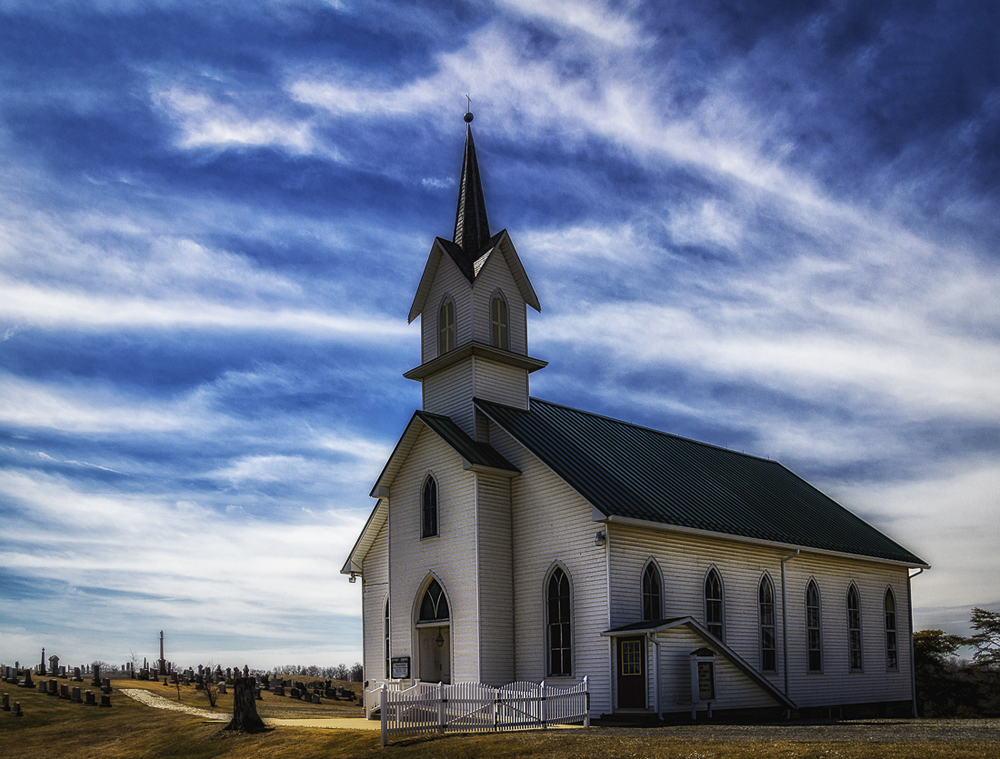 Amish Country Church