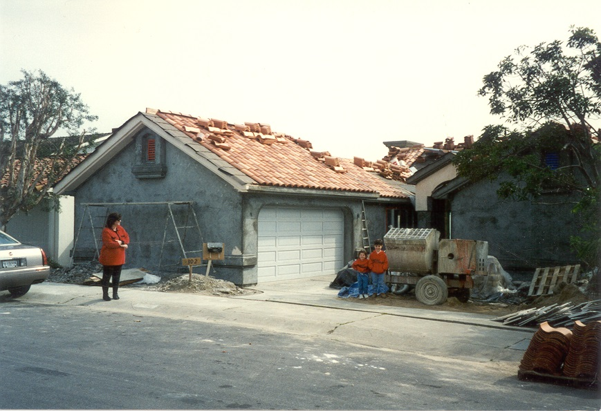 During Construction