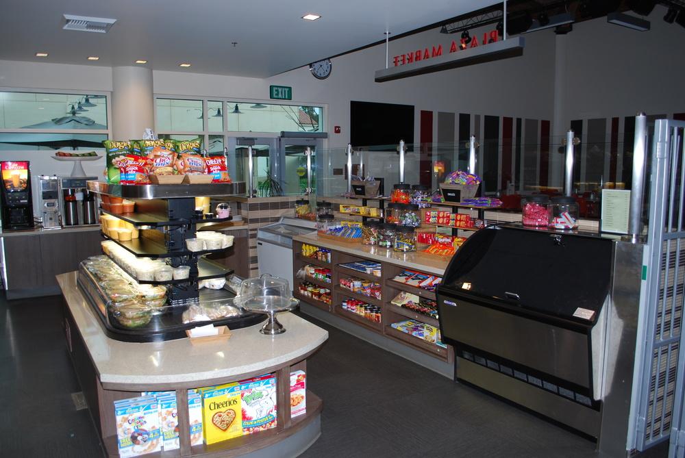 Service Area After