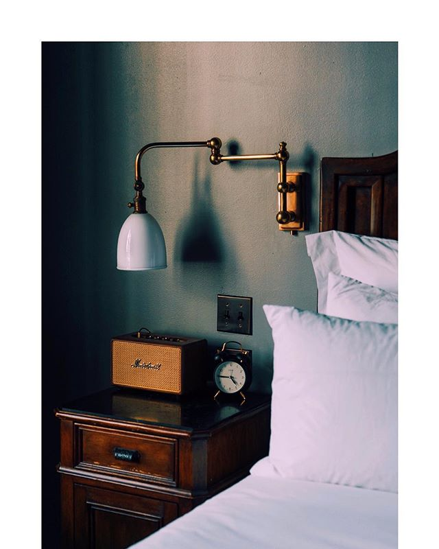Fall light @sohohouse