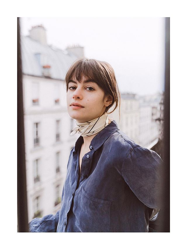 Mirella in Paris, for @bembien at @lepigalleparis. @mir3lla