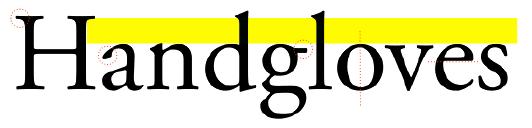 OLD STYLE TYPEFACE STUDY / GARAMOND