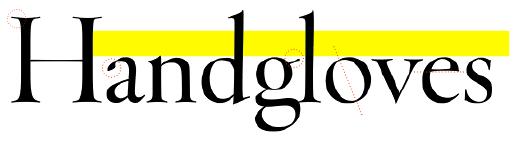 GERALDE TYPEFACE STUDY / THROHAND