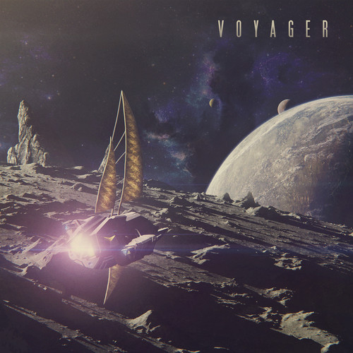 Album art for Minnesota's newest EP 'Voyager'