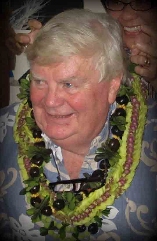 "Dr. Lucius ""Lu"" Eldredge, 1938-2013   Image courtesy of Pacific Science Association"