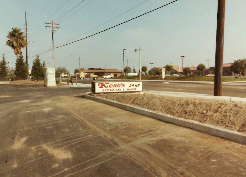 Kenos was open 24 hours back in 1980s.