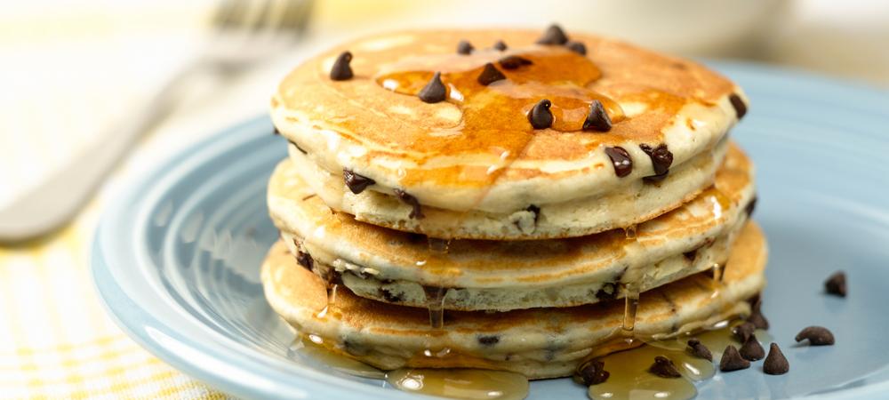 Kenos LEGENDARY Pancakes.