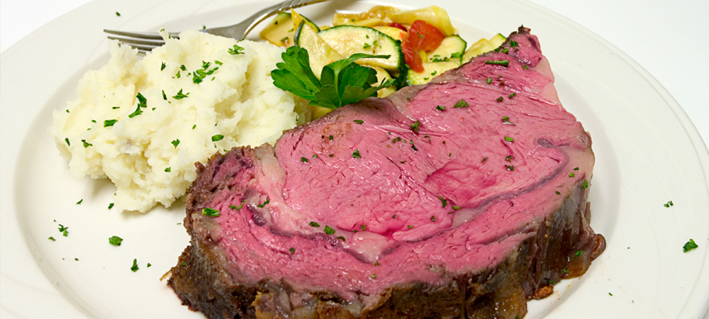 Kenos Prime Rib Special- available Friday-Sunday...  Until they're gone!
