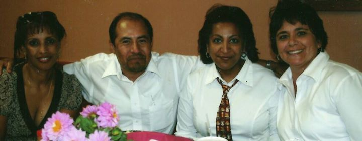 Current Kenos Employees (pictured in 2005) Mamay, Canseco, Roman and Edilma.
