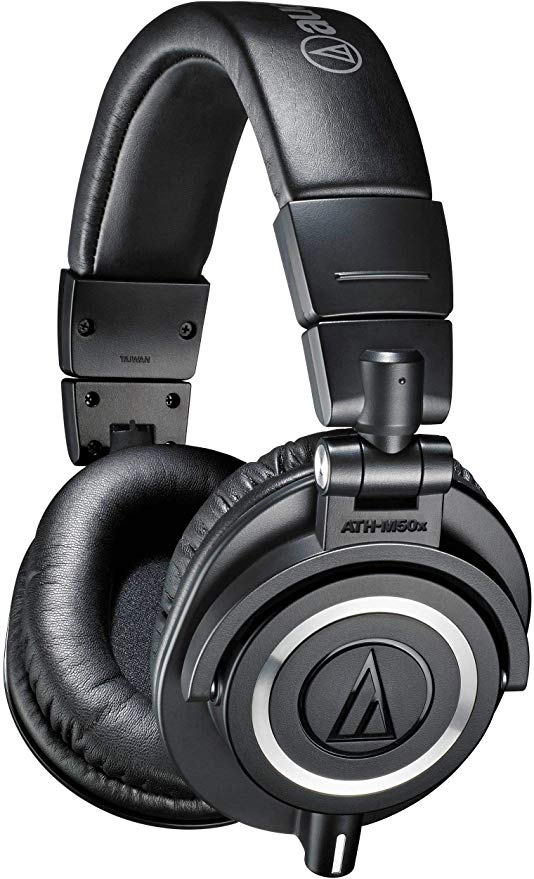 Audio-Technica ATH-M50X Review. - I can honestly see why these headphones are rated so highly. The style, comfort, and overall great sound is what makes these headphones a great buy. During my time with these headphones, I actually purchased some for myself. I had let several people wear the headphones, and I never heard one negative thing in regards to the comfort or the sound. Price considering, these are the king of over the ear headphones. There is nothing within this price range at sub $200 that even comes close.More info..Critically acclaimed sonic performance praised by top audio engineers and pro audio reviewersProprietary 45 mm large-aperture drivers with rare earth magnets and copper-clad aluminum wire voice coilsExceptional clarity throughout an extended frequency range, with deep, accurate bass response Circumaural design contours around the ears for excellent sound isolation in loud environments90 Degree swiveling earcups for easy, one-ear monitoring, professional-grade earpad and headband material delivers more durability and comfort. Detachable cableProfessional grade studio monitor headphonesIf you want a pair of these for yourself below is a link from Amazon where you can pick them up.https://amzn.to/2NfQC97