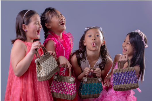 Models: Mia Dan, Kassandra Valenzuela, Thea Mendoza, Bettina Sotto  Photographer: Greg Clark, Titanium Photographic