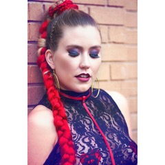 Photographer: Samaya Lynn Photographer  Model: Lindsay Anderson  Makeup Artist: Josie Muse  Hair: MC Academy