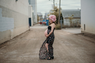Photographer: Ensoul Endearment  Hair: Erika Tucker -Alchemy  MUA : Jennilee Cardinal-Schultz- Green Tree Beauty  Model : Mel Bauche