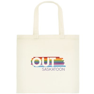 All your goodies will come in these custom OUTSaskatoon bags!