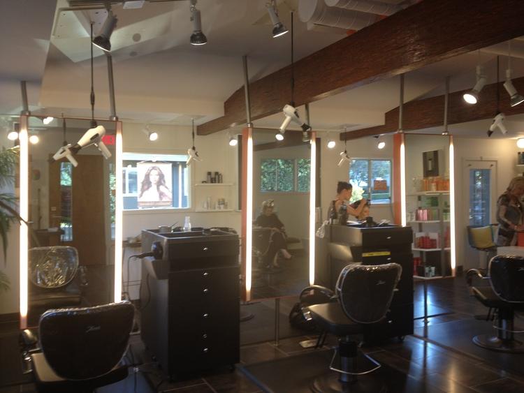 Beauty Salon  NBI Design