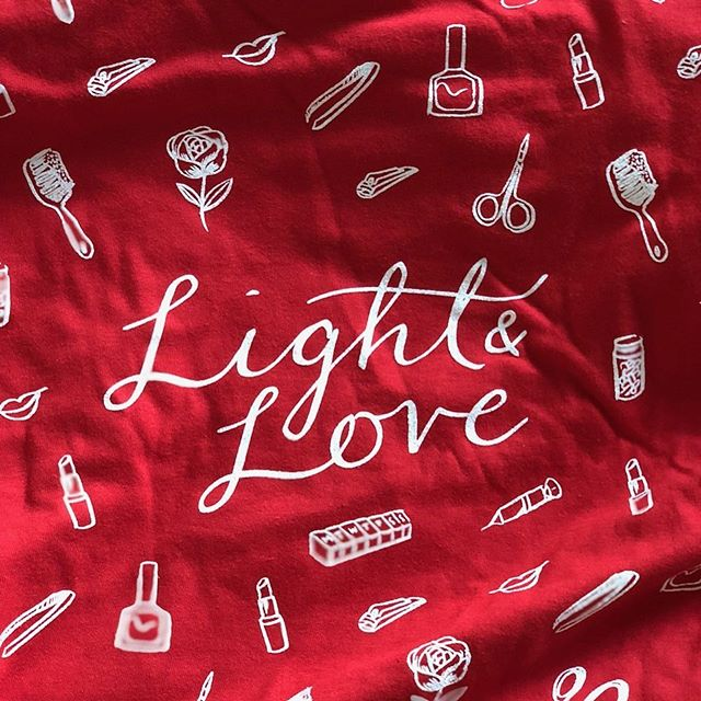** G I V E A W A Y ** Bring light + love to someone you hold dear to your heart with our brand new t-shirts. ❤❤❤ How to enter: follow TLP, like this post, and tag your Valentine in the comments below for your chance to win t-shirts for the BOTH of you! There will be 2 giveaways (4 t-shirts!). Winner will be announced at 6PM on Feb 14.