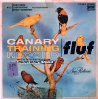 "Fluf ""Canary Training Record""(Engineer/Mixing)"