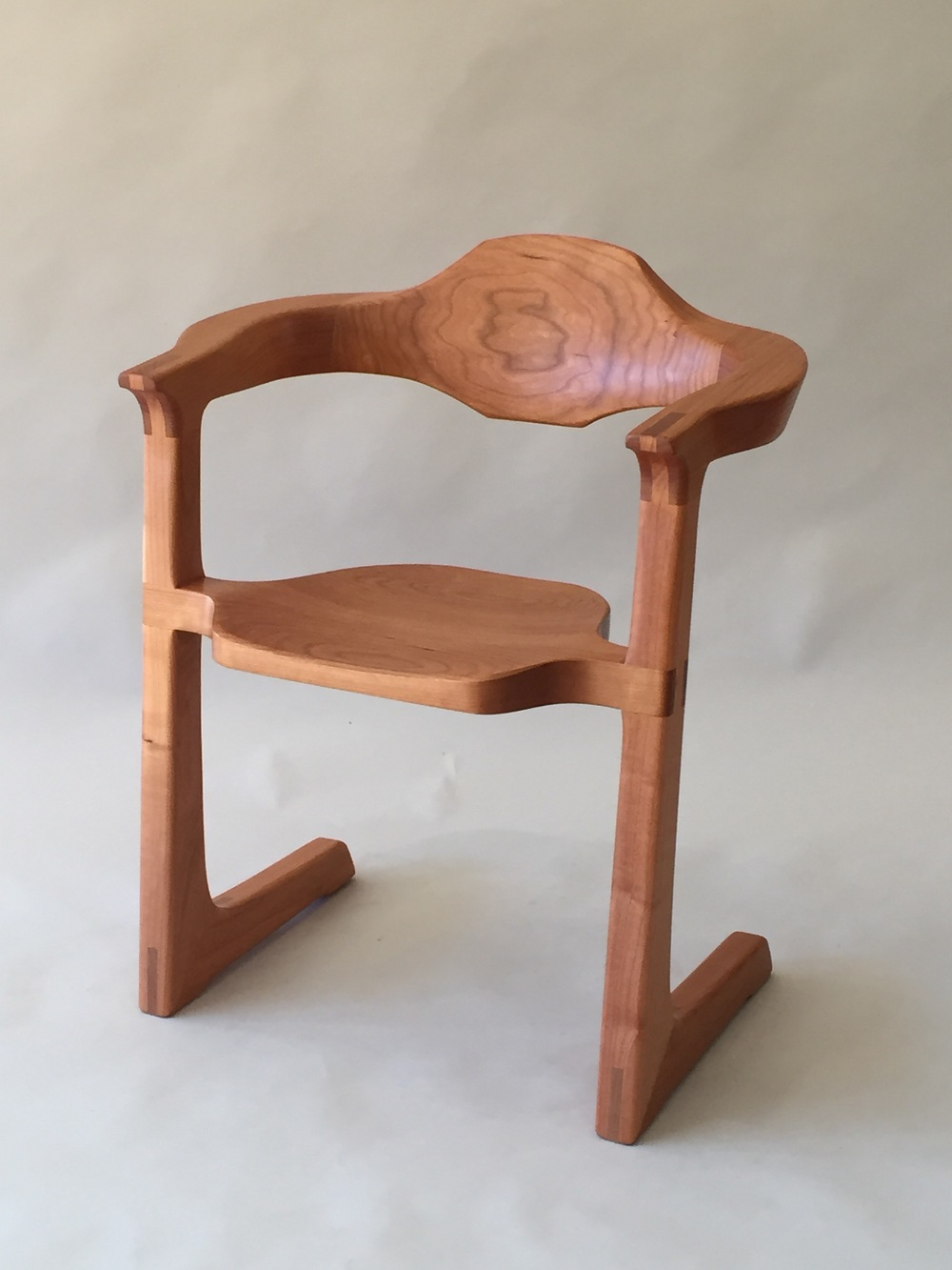 Exceptional Sled Foot Chair