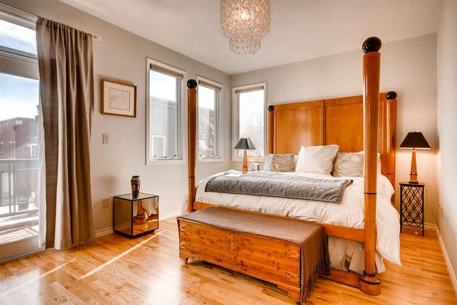 20 S Monroe St Denver CO 80209-small-021-45-2nd Floor Master Bedroom-666x444-72dpi.jpg
