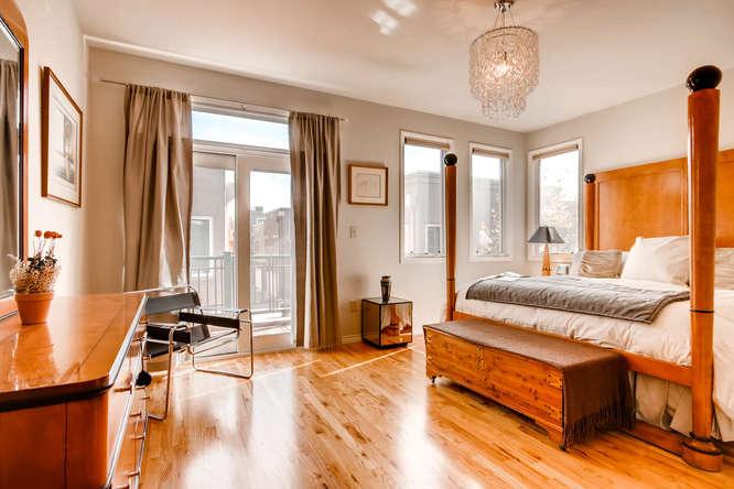 20 S Monroe St Denver CO 80209-small-022-20-2nd Floor Master Bedroom-666x444-72dpi.jpg