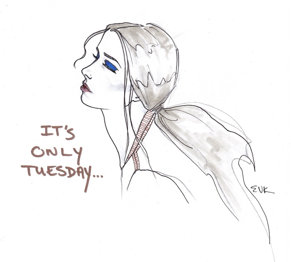 """""""It's Only Tuesday..."""" (2014)"""