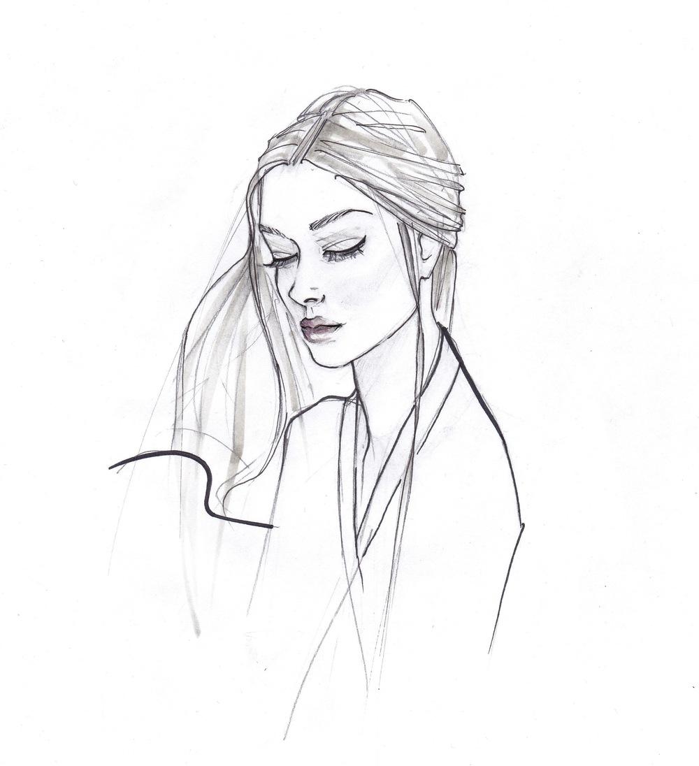 Straight Hair + Sentimental (2014)