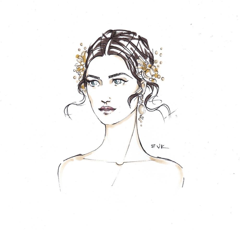 Dolce Lips – Dolce & Gabbana Fall 15 RTW (2015)