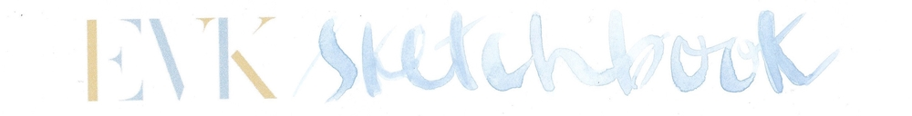 EVKSketchbook Blog Banner