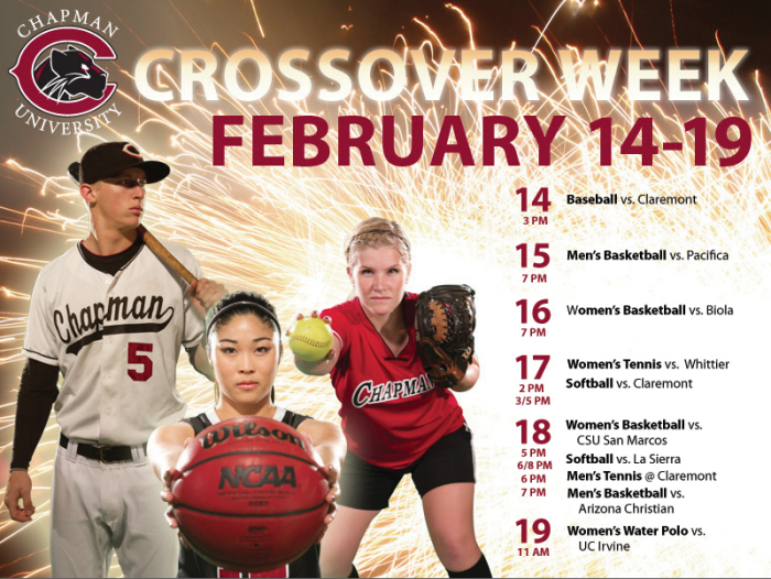 Crossover Week Web Splash Page