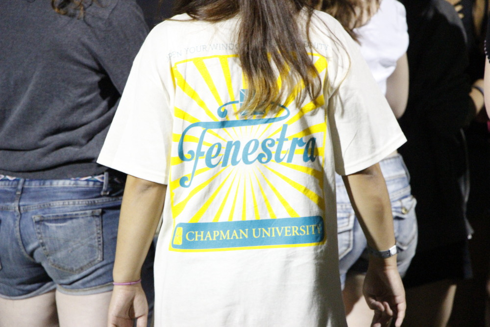Fenestra New Student Orientation T-shirt
