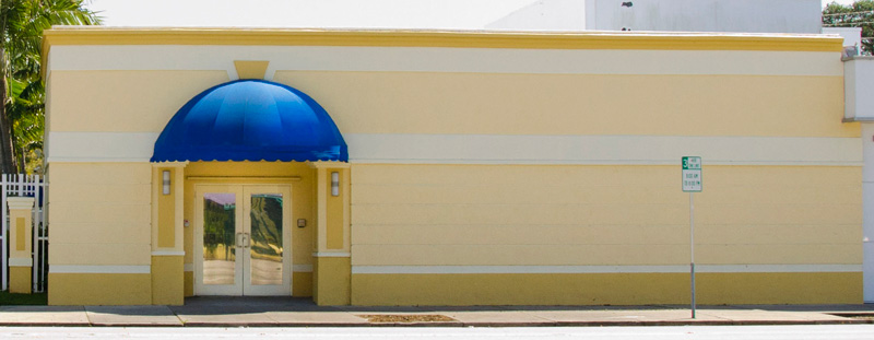 Our new building at 2402 Hollywood Boulevard
