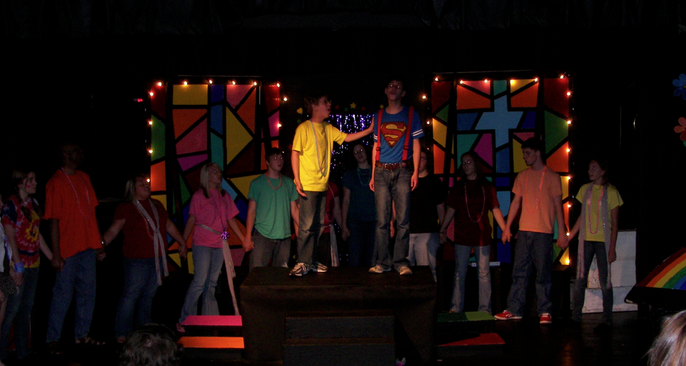 Godspell - June 2007