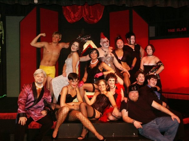 The Rocky Horror Show - June 2005