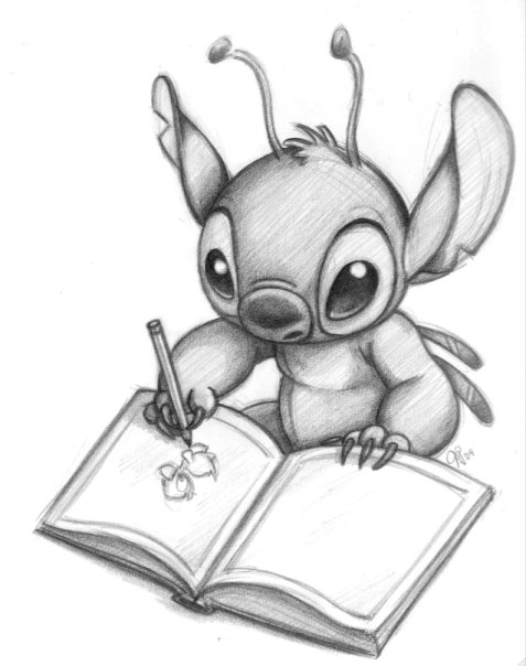 STITCH CAN DRAW TOO