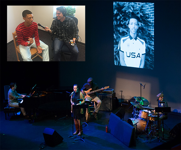 RAKONTO:A Celebration of YOUR community - An innovative joining of journalism and music that brings the lives and stories of contemporary Americans into the concert hall.Commission Daniel to create a Rakonto concert to celebrate YOUR community!