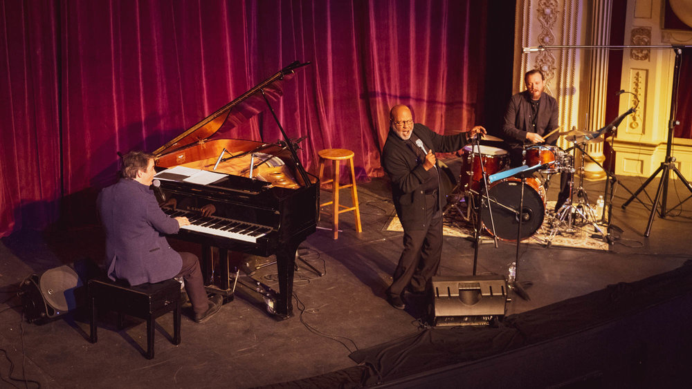 Click to download:  Shakespeare in Jazz Trio - Live 3   Photo credit - Seth Harwood