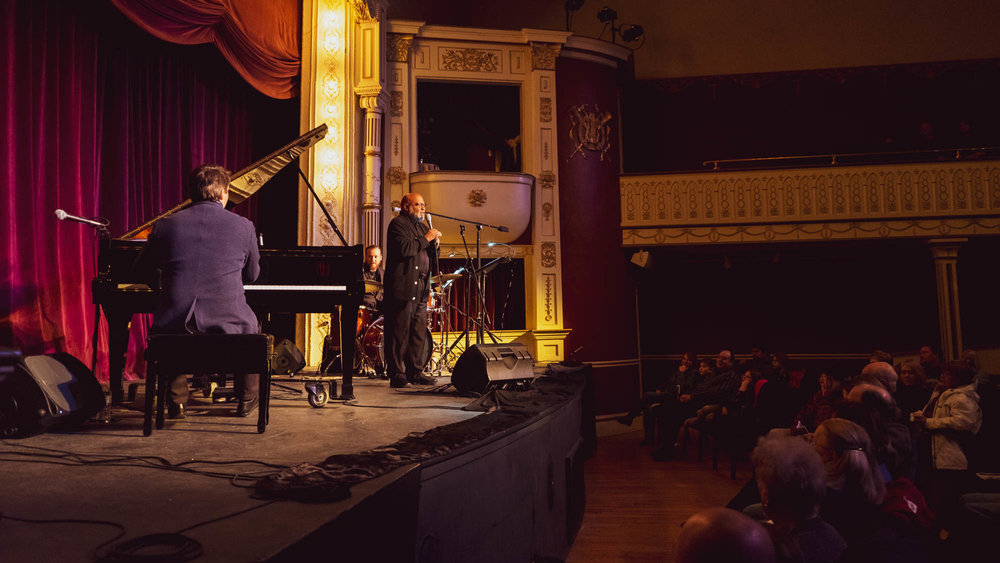 Click to download:  Shakespeare in Jazz Trio - Live 1   Photo credit - Seth Harwood