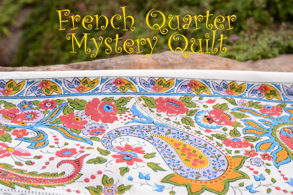 French Quarter Mystery