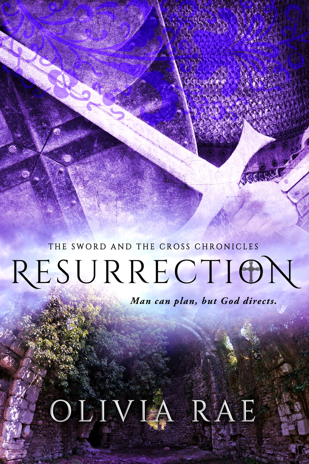 Olivia Rae Resurrection Cover