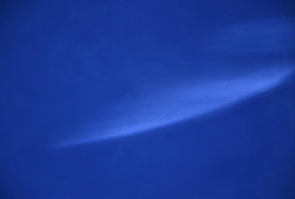 DSC_5042 lichtspiegelung auf zeitmoment IV,198 x 220 cm,2003.JPG