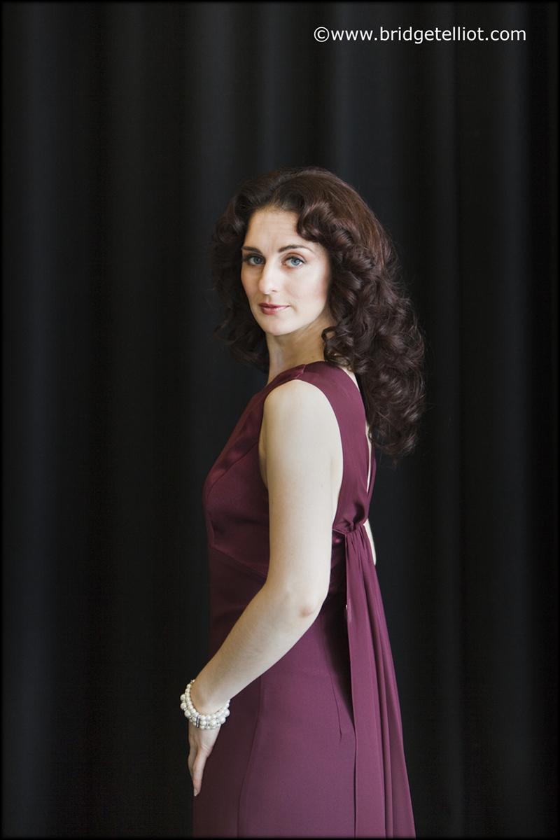 Elena Xanthoudakis, soprano